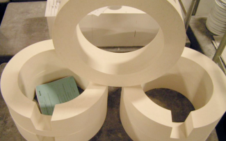 Tabletop Refractory Headers