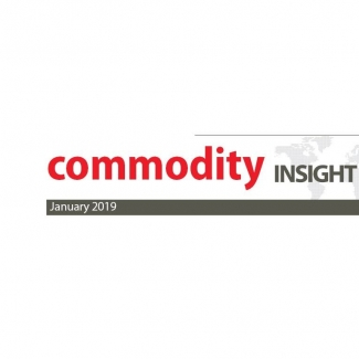 January 2019 Commodity Insight Newsletter is Released