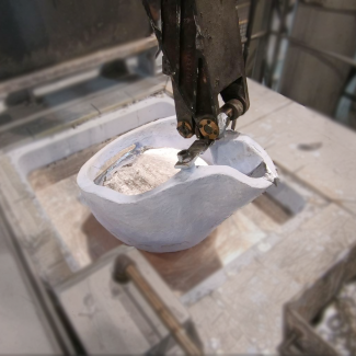 RFM® Ladles Save Foundries from Frequent Changes, Downtime, Metal Sticking