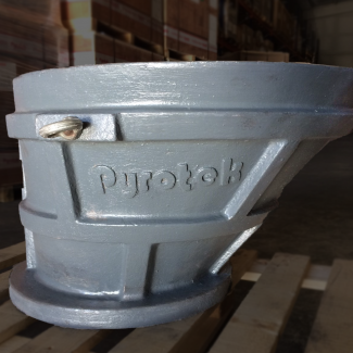 Strength Designed Into Pyrotek Filling Funnels