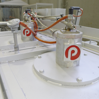 The Pyrotek Flat Flame Burner – Precise, Efficient, Uniform Priming of CFFs and Filter Boxes