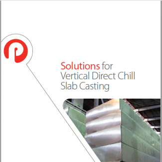 New Brochure on Vertical Direct Chill Slab Casting Available