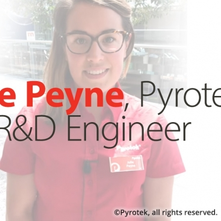 Julie Peyne interview thumb