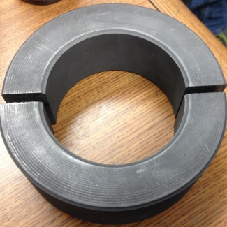 PRODUCT SPOTLIGHT: Pyrotek's Machined Graphite Parts for Float Glass